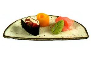 Гункамаки суши из пряного тунца