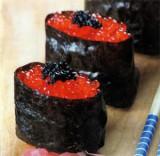 Икура гунканмаки суши
