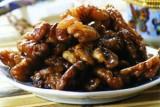 Жареные грецкие орехи по-японски