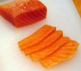 Слабосоленая рыба для суши