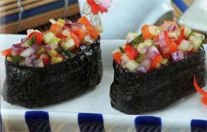 Саишоку гунканмаки суши
