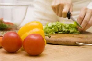 Овощи для сашими
