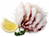 Такосумисо (сашими с осьминогом)