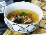 Рыбный суп из тунца