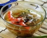 Суп с креветками (холодный)