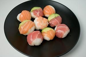 Темари суши